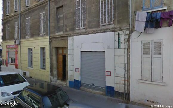 Location 16m rue hoche marseille 13003 for Location garde meuble marseille
