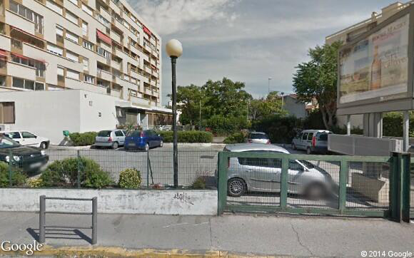 Louez un garage de 12 m boulevard romain rolland marseille for Garde meuble marseille tarif