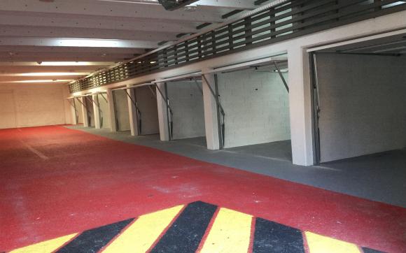 Louez un garage de 15 m rue de stalingrad grenoble for Garde meuble grenoble