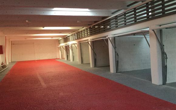 Louez un garage de 14 m rue de stalingrad grenoble for Garde meuble grenoble