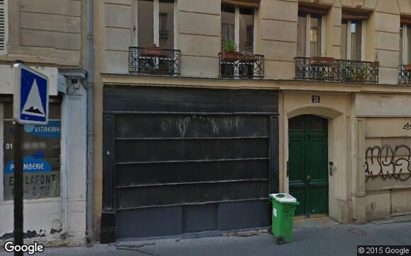 louez une cave de 5 m rue davy paris. Black Bedroom Furniture Sets. Home Design Ideas